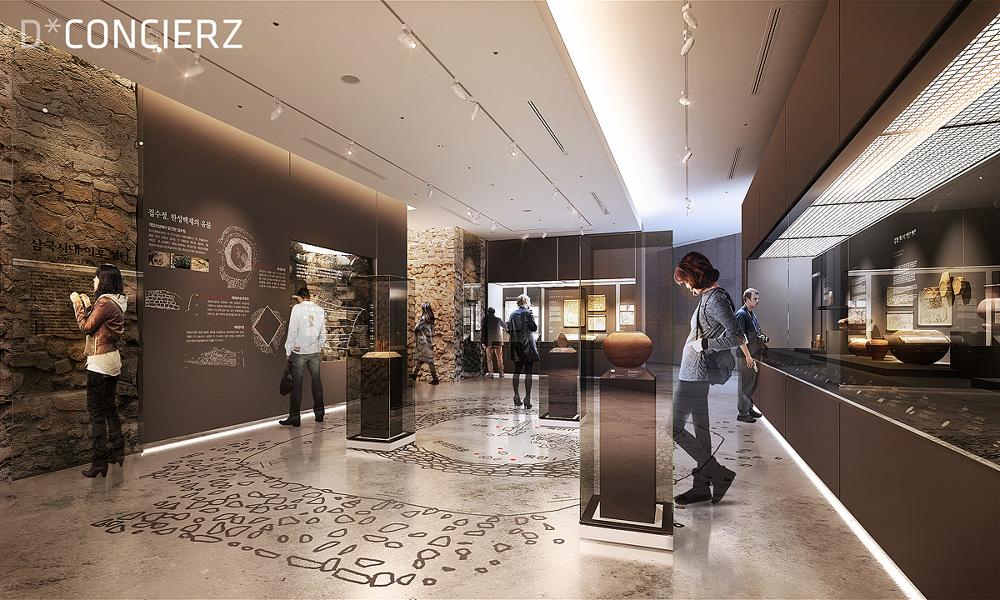 Kyeyang Mountain Fortress Museum Proposal Dconcierz